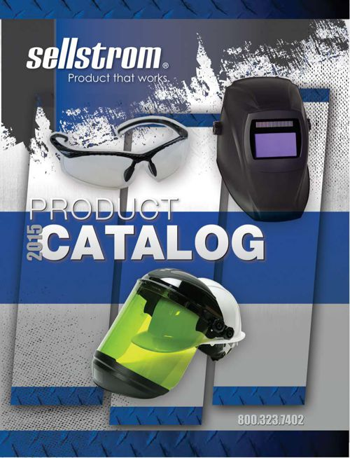2014-2015 Sellstrom  Catalog