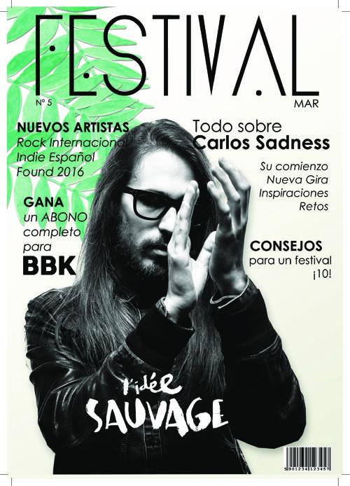 Diseño Revista Ana Rueda