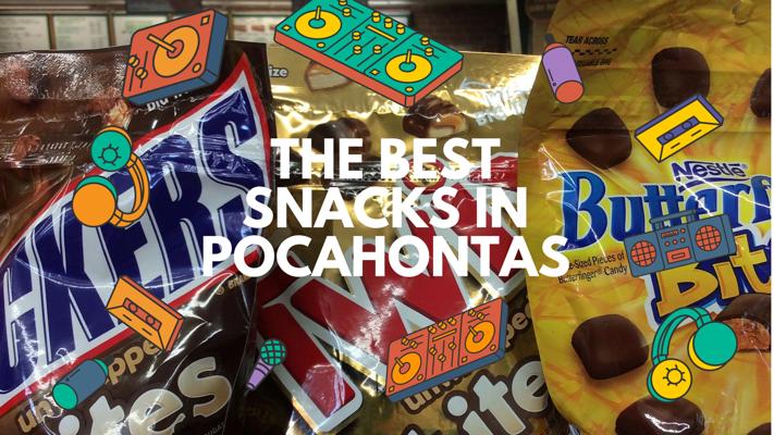 The best snacks in Pocahontas