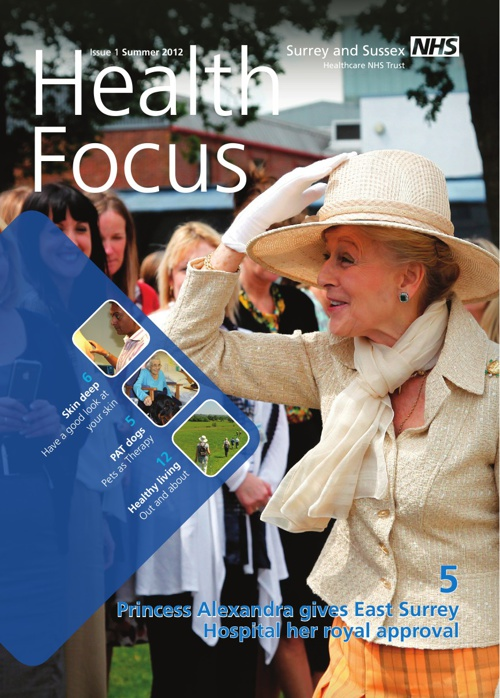 Health Focus Summer 2012