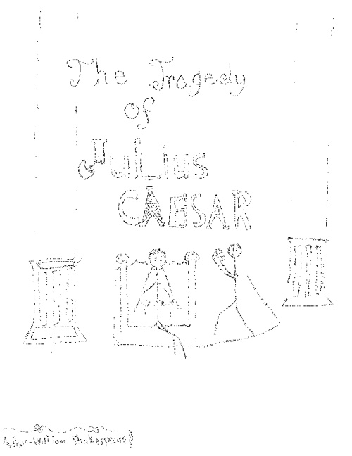 Group 1 The Tragedy of Julius Caesar