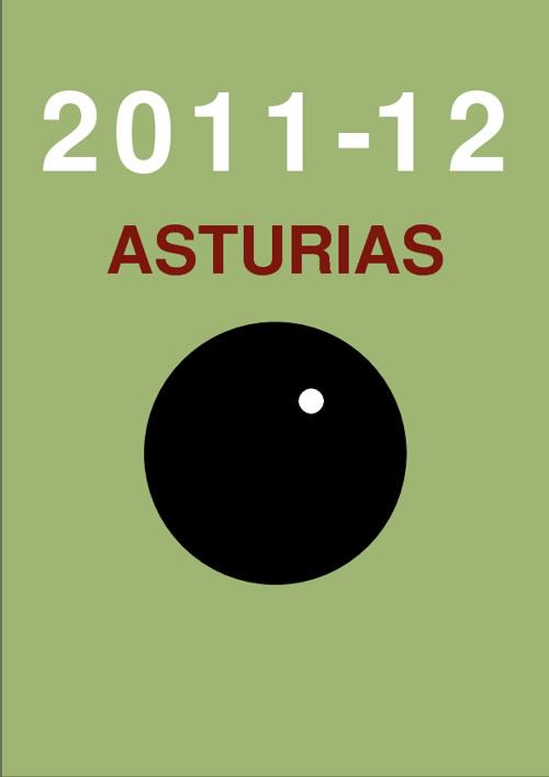 Anuario Hockey Asturiano temporada 2011-2012