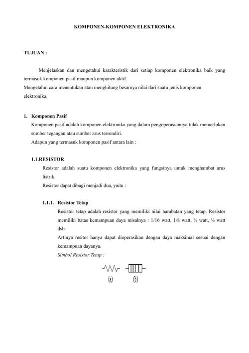 Copy of Komponen aktif