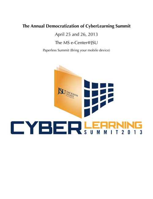 CyberLearning Program Book