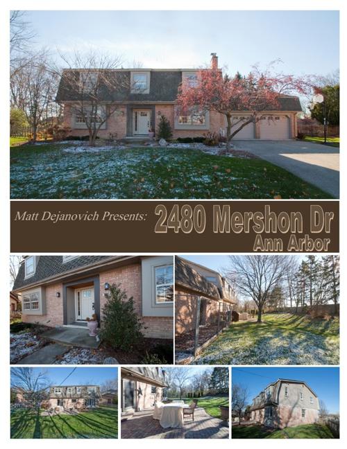 2480 Mershon, Ann Arbor