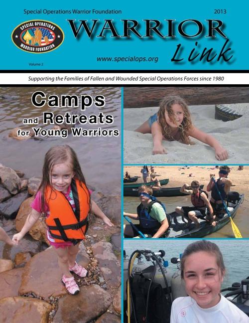 Warrior Link Newsletter Summer 2013