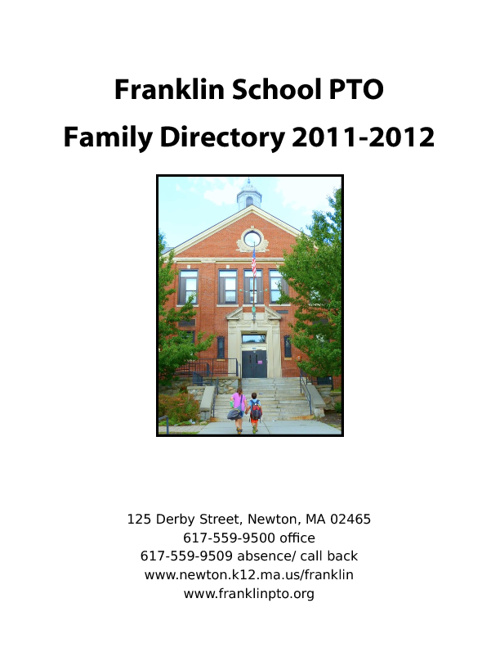 Franklin Family Directory