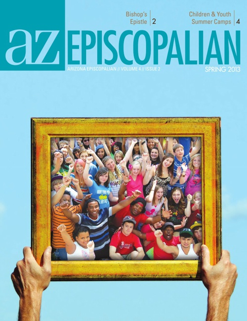 AZ Episcopalian: Spring 2013