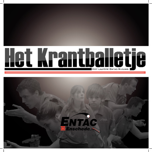 Krantballetje, nr 1