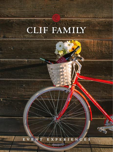 Clif Family Events Brochure