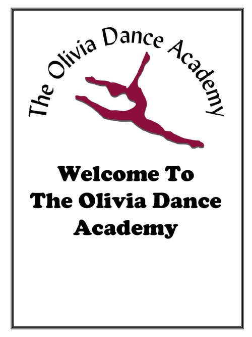 The Olivia Dance Academy Welcome Pack