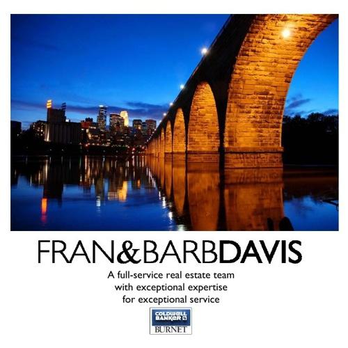 Fran and Barb Davis Team
