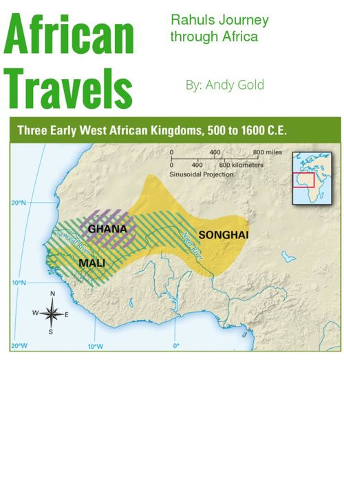 African Travels, Andy Gold