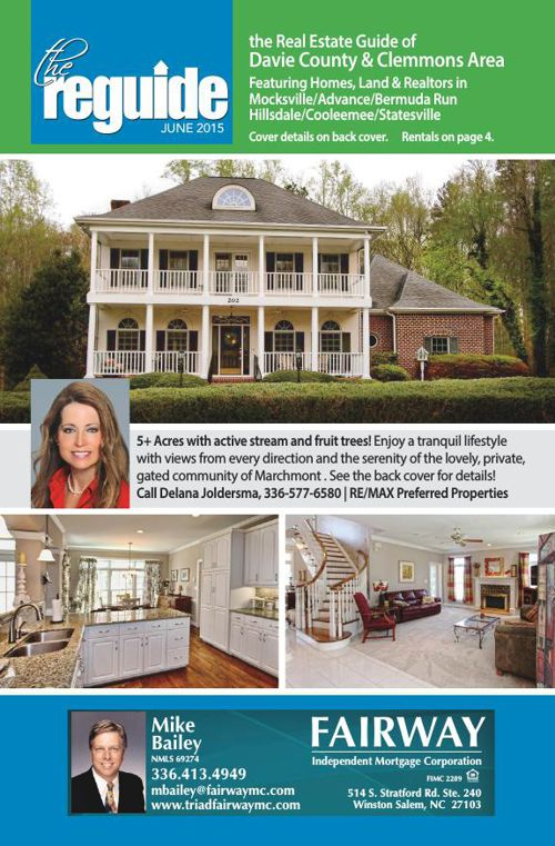June Davie County Real Estate Guide