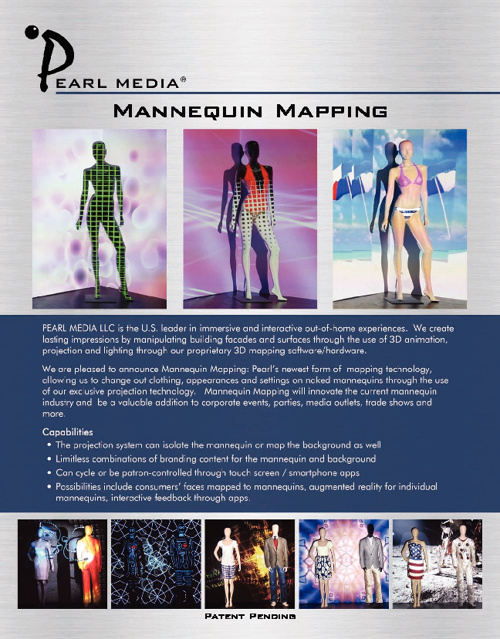 Mannequin Mapping