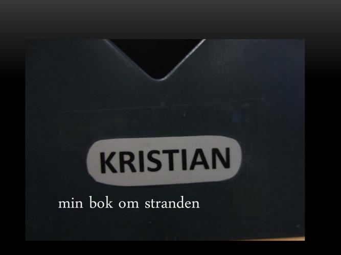 Kristians bok om stranden