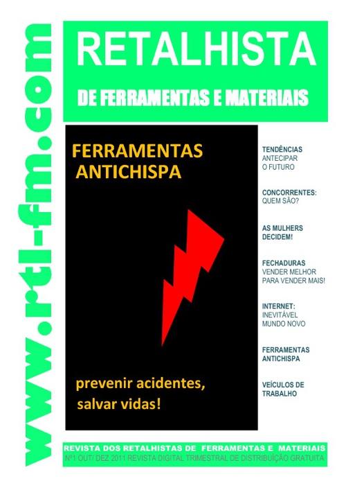 Revista dos retalhistas de Ferramentas e Materiais