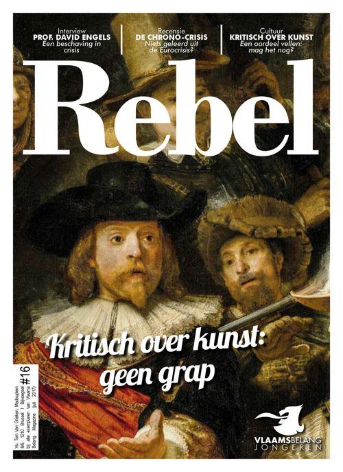 Rebel! #16