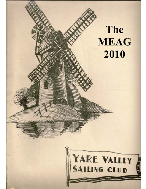 2010 Meag Yearbook