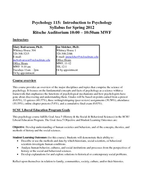 PSY_115_Syllabus_Spring_2012
