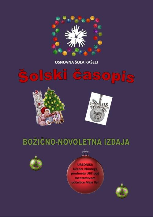 ŠOLSKI ČASOPIS 3