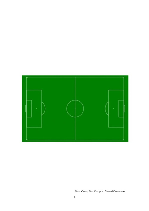 el gran porter de futbol
