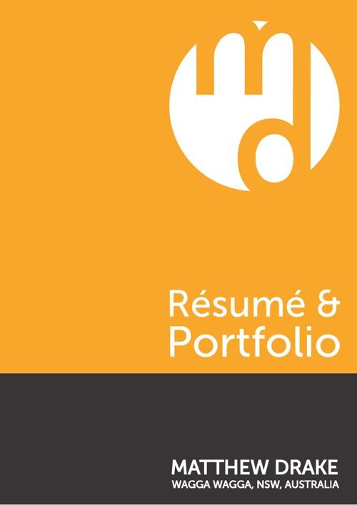 Résumé & Portfolio (as of 28th April 2013)