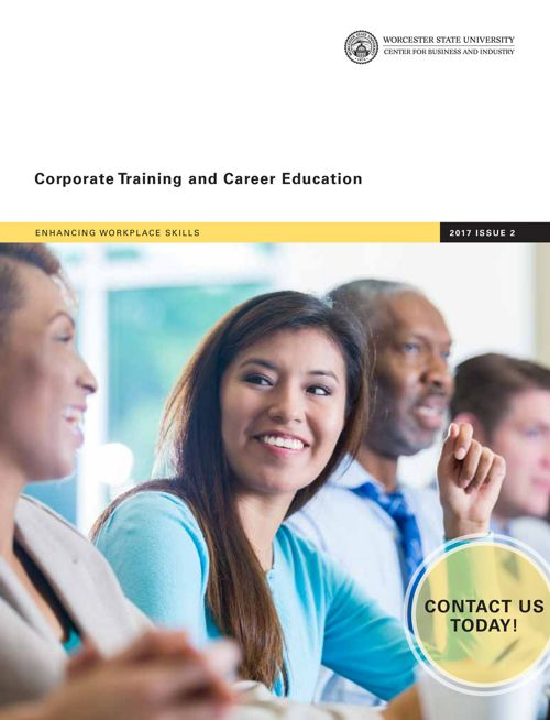 Center for Business and Industry Catalog