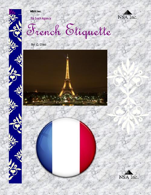 French Etiquett