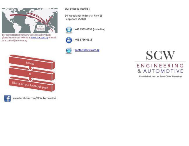 SCW Corporate Brochure