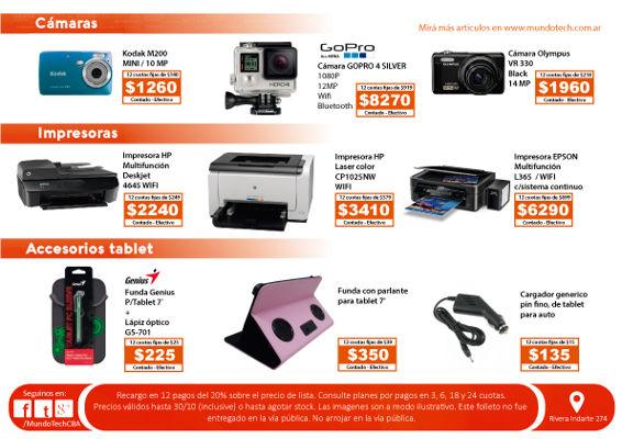 Camaras-impresora-accesorios