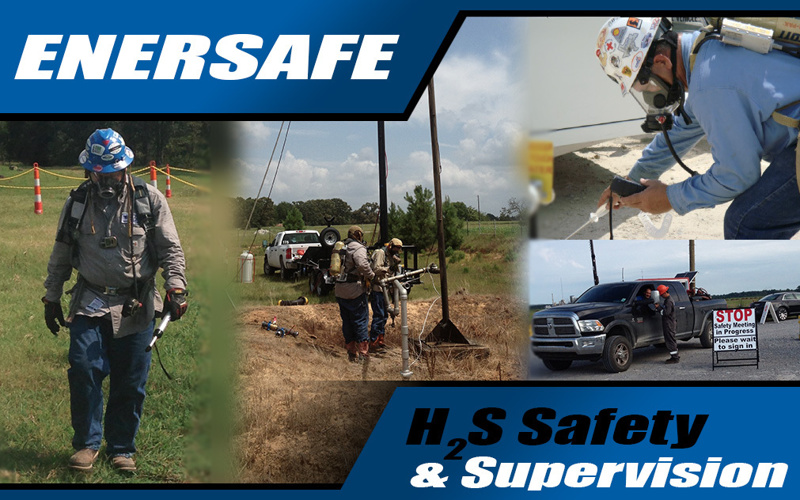 EnerSafe H2S Safety & Supervision