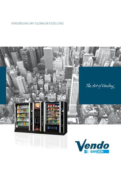 SandenVendo DE Catalogue