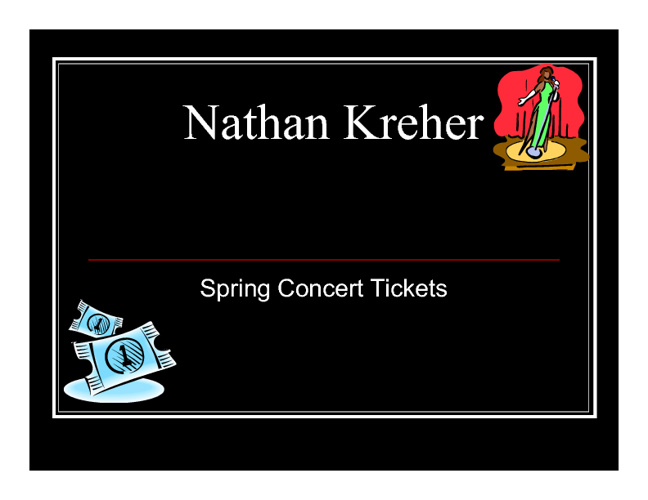 Nathan Kreher