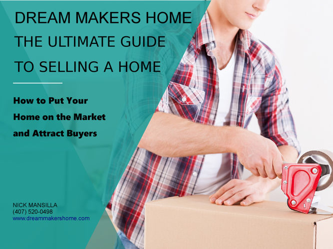 HOW TO MARKET AND SELL YOUR ORLANDO HOUSE FAST