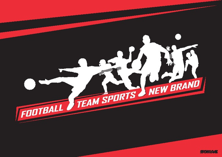 Team Quest - Football & Team Sports New Brand Development