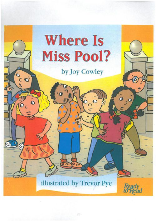 Where is Miss Pool? by BD Class