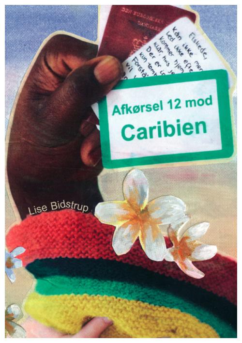Afkørsel 12 mod Caribien, læseprøve