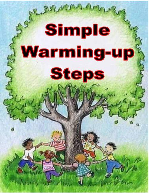 Warm up Steps for Kids