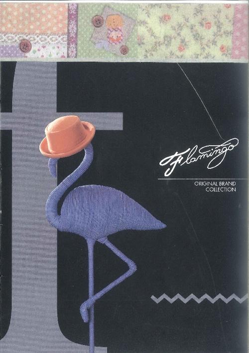 Flamingo book 2012SS