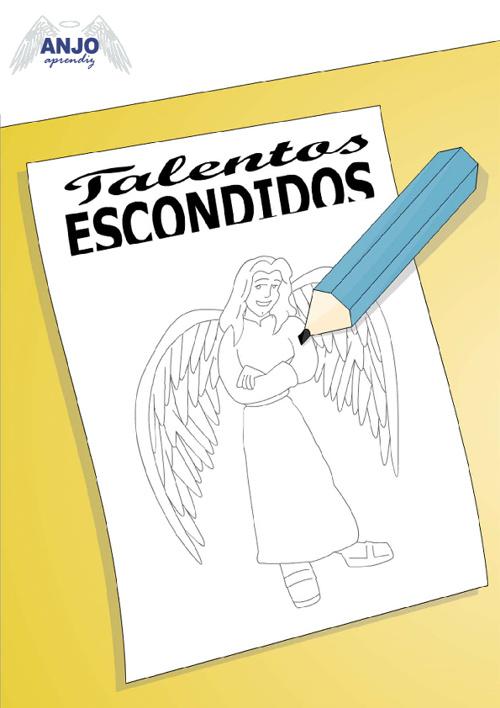 Revista em Quadrinhos - Edição Nº 5 - Talentos Escondidos