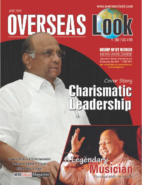 Overseas Look - News Blast Magazine