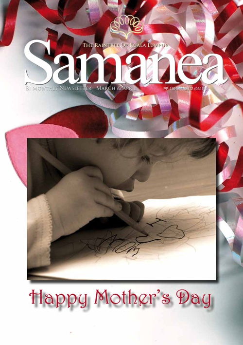 Samanea Mar & Apr 2013