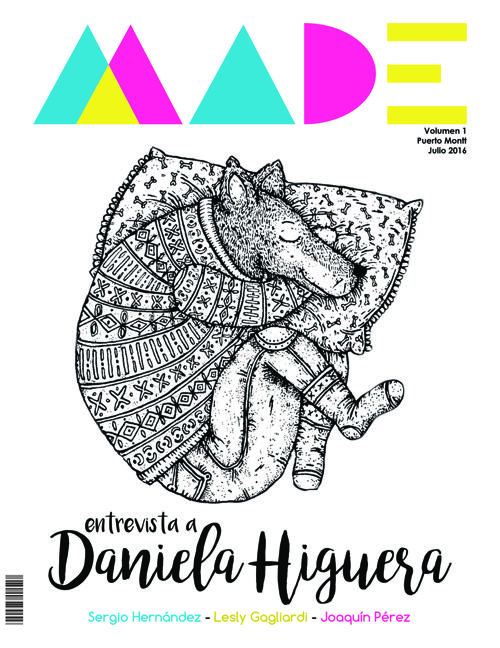 Revista MADE Pablo Ayala Osorio