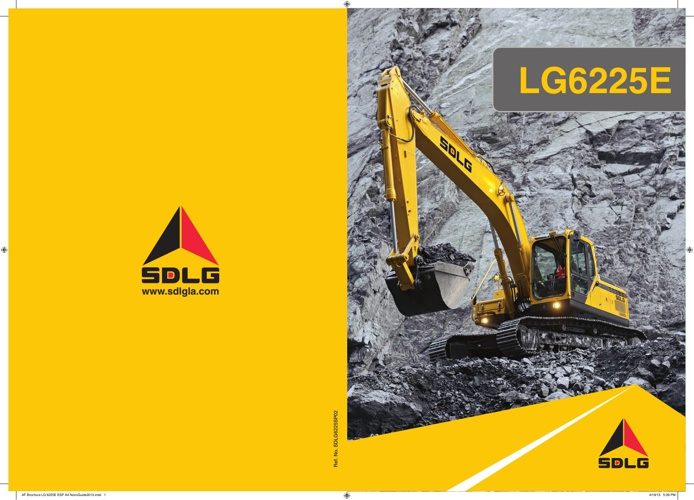 LG 6225E - SDLG