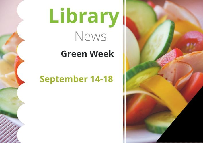 Library News Sept. 14-18