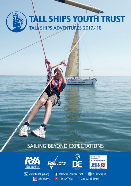 Tall Ships Youth Trust 2017/18 Voyage Programme