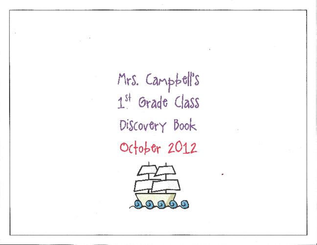 Columbus - Class Book