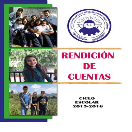 Copy of Rendición de Cuentas