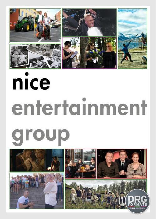 NICE ENTERTAINMENT GROUP CATALOGUE